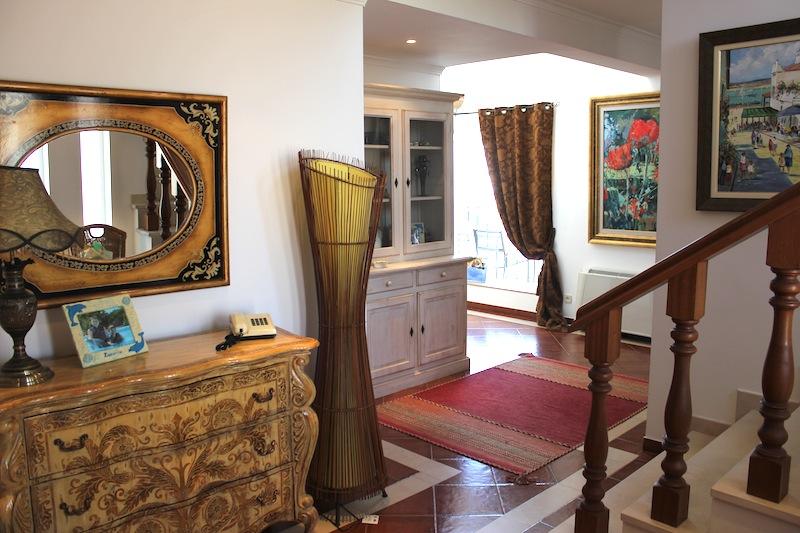 Hallway 5 bedroom villa Alvor