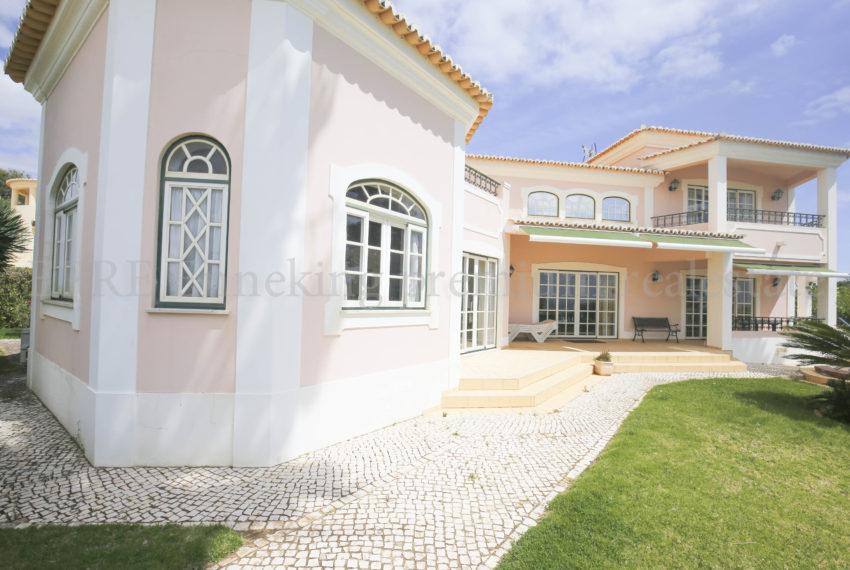 Seaview 4 bedroom villa Ferragudo