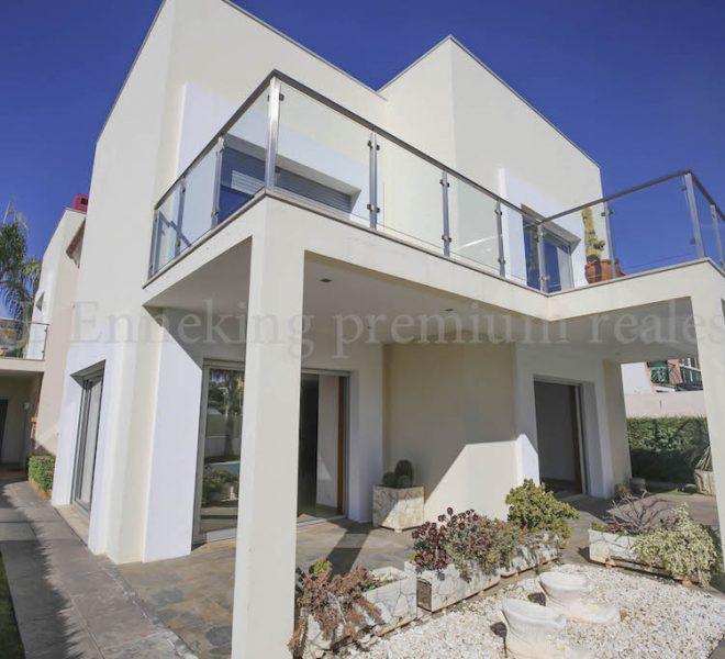 Alvor 4 Schlafzimmer Luxus Villa Meerblick Pool Garage