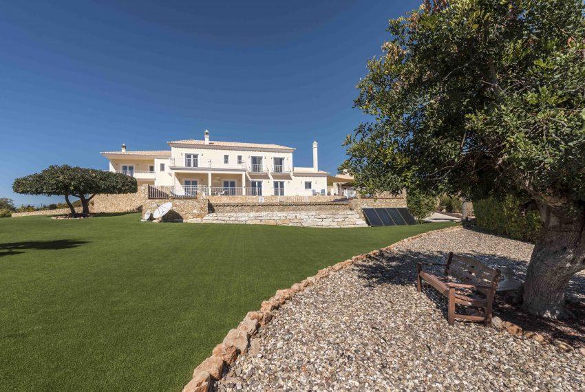 Breathtaking Sea Views Luxury 7 bedroom mansion in Porches, Enneking Real Estate