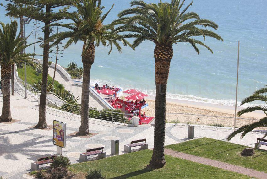 Armacao de Pera Beach and cafe