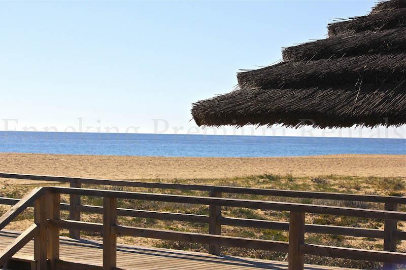 Armacao de Pera beach 2