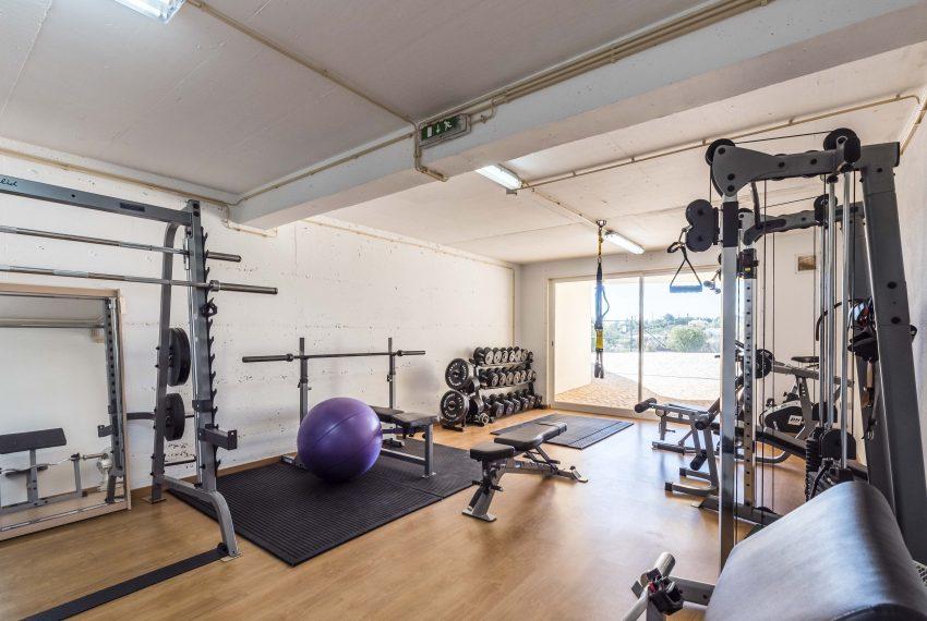 7bedroom mansion Porches gym