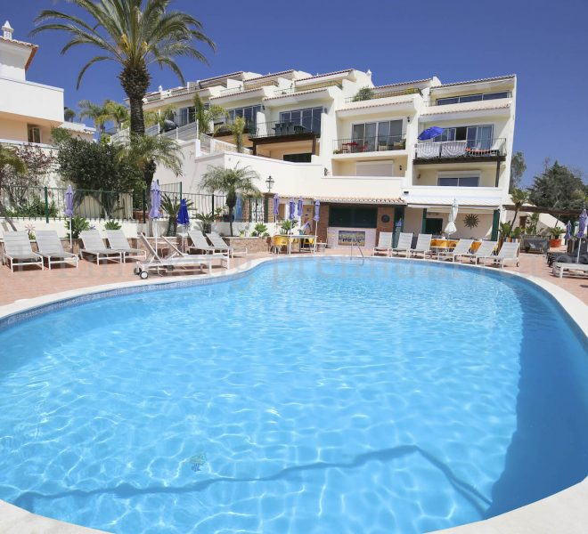 2 bedroom apartment Sea views Ferragudo