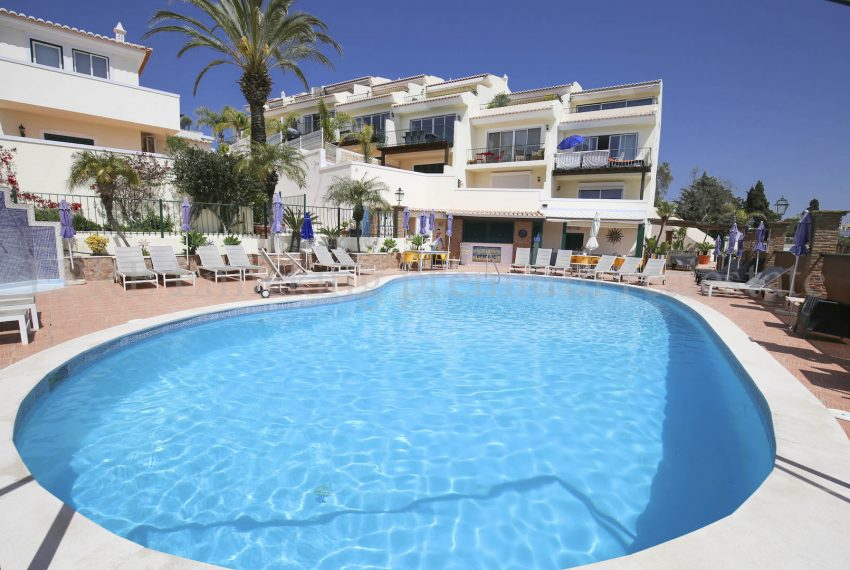 Sea View 2 bedroom duplex apartment Ferragudo, Enneking Real Estate