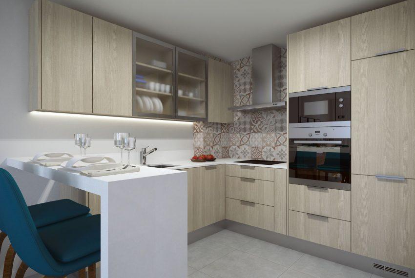 Casa do Rio complex Kitchen 1