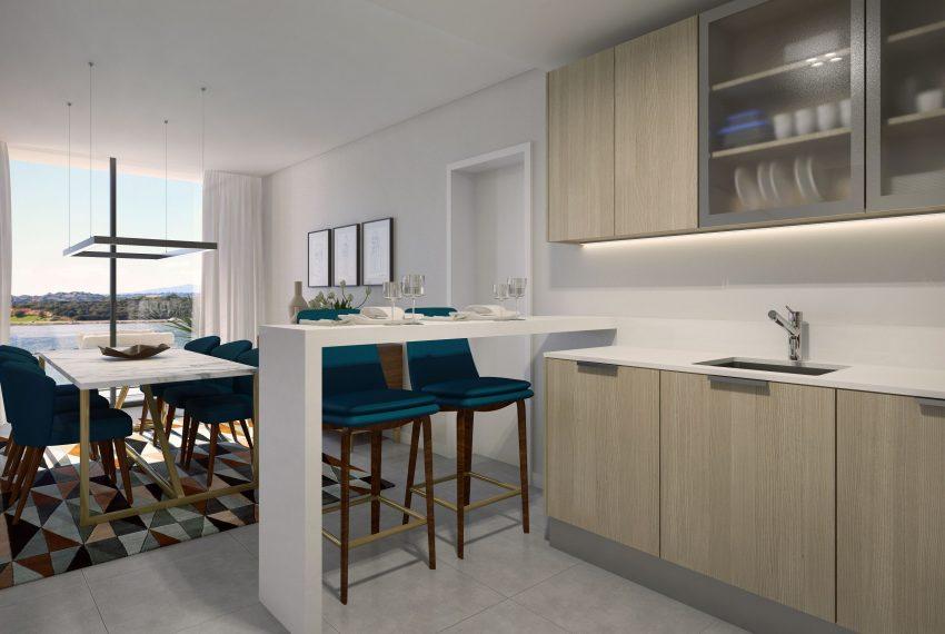 Casa do Rio complex Kitchen 2