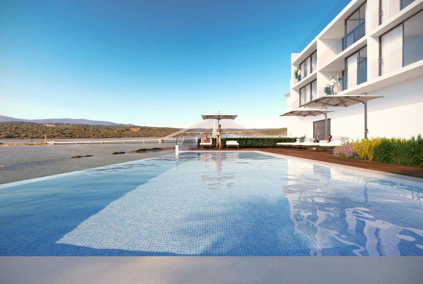 Casa do Rio complex swimming pool 2