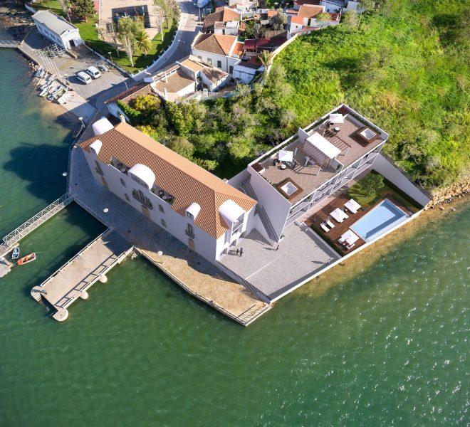 Casa do Rio complex overview