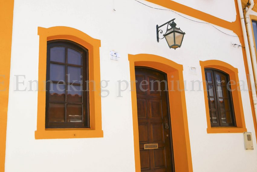 3 bedroom Portuguese village house with patio