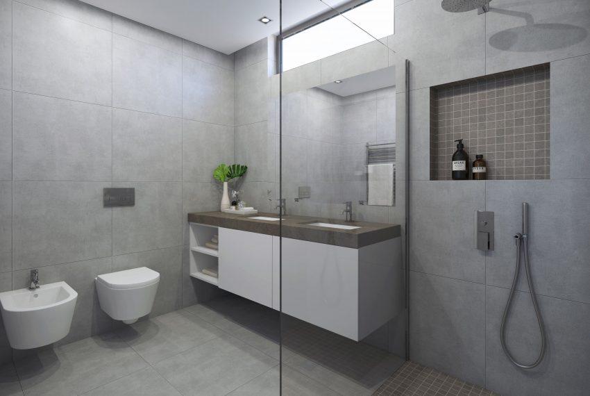 Casa do Rio complex bathroom 1