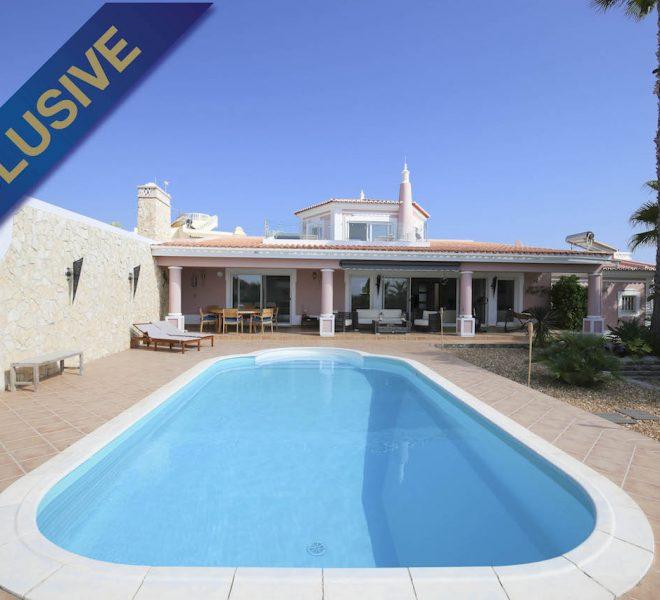 Extraordinary Luxury 4 Bedroom Villa Carvoeiro, pool, Enneking Real Estate