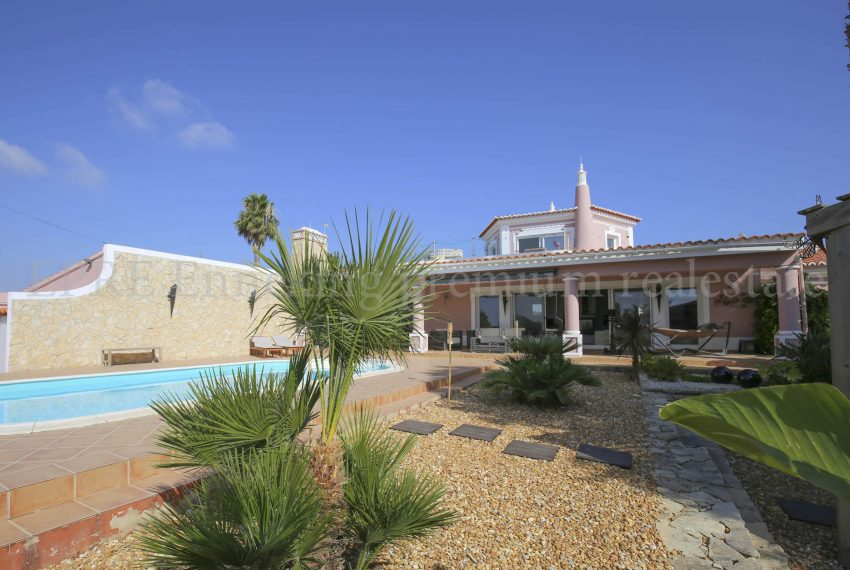 Extraordinary Luxury 4 Bedroom Villa Carvoeiro, pool, Enneking Real Estate