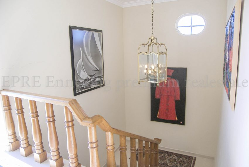 Luxury Villa Walking Distance Beach Ferragudo, Stairs, Enneking Real Estate