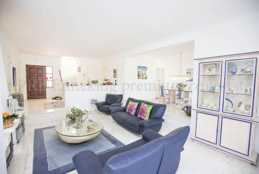 3 bedroom Vila Golf course, living room, Enneking Real Estate