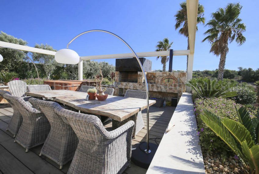 Luxury Six Villa Walking Distance Beach Ferragudo, pool, Enneking Real Estate