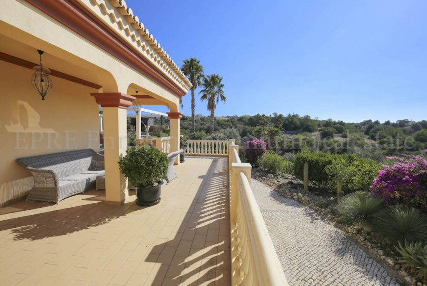Luxury  six Bedroom Villa Walking Distance Beach Ferragudo, pool, Enneking Real Estate