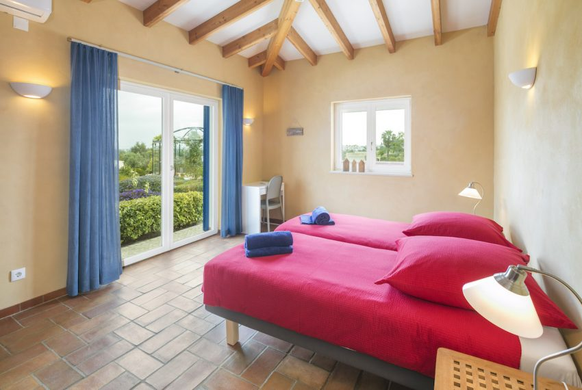 Unique 5 bedroom villa with windmill and sea views - bedroom 3