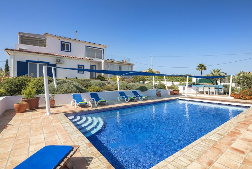 Unique 5 bedroom villa with windmill and sea views - swimming pool 3