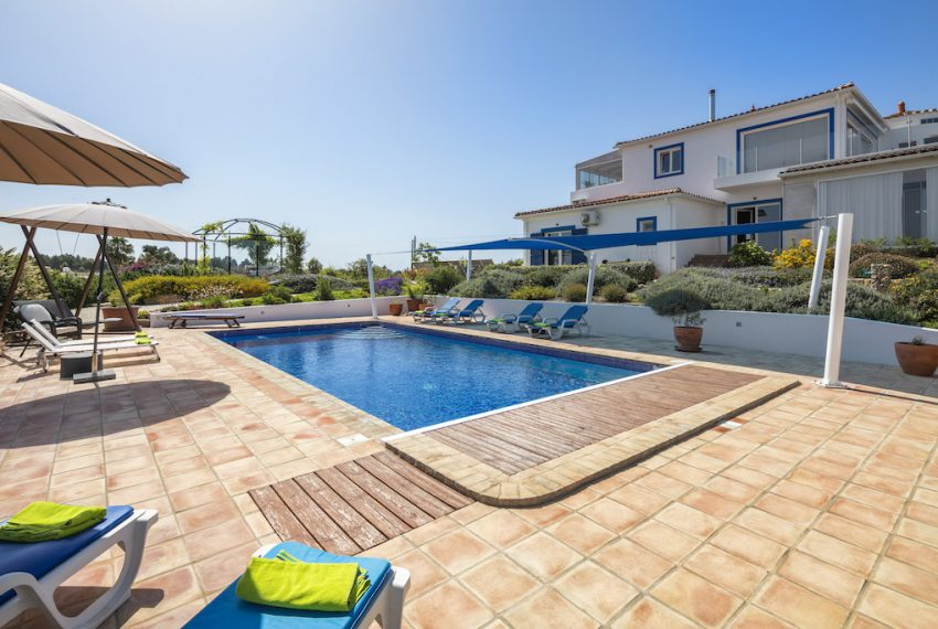 Unique 5 bedroom villa with windmill and sea views - swimming pool 1
