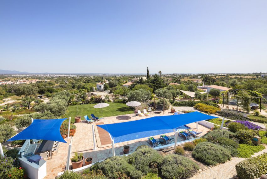 Unique 5 bedroom villa with windmill and sea views - heated pool 1