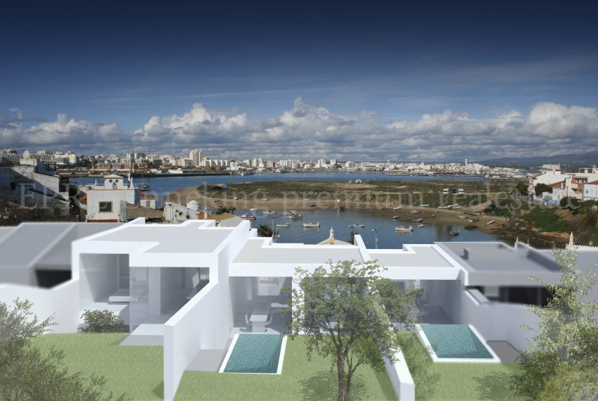 3 Bedroom villas in the heart of Ferragudo