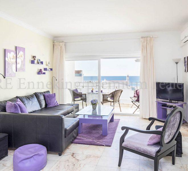 EPRE115 one bedroom apartment praia da rocha seaviews