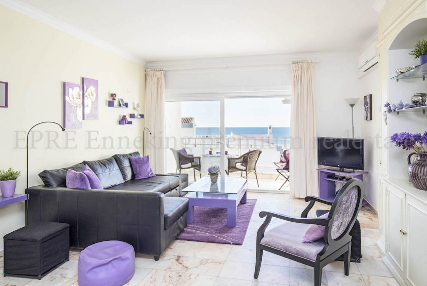 EPRE115 one bedroom apartment praia da rocha seaviews