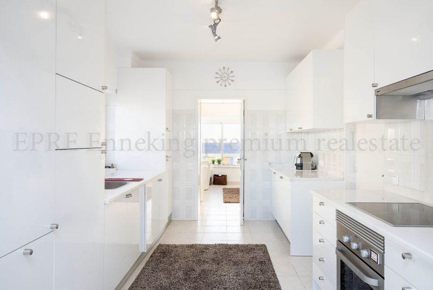 EPRE116 Penthouse Praia de Rocha kitchen