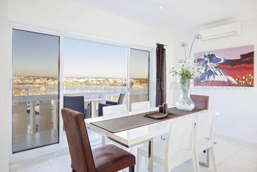 EPRE116 Penthouse Praia de Rocha living room