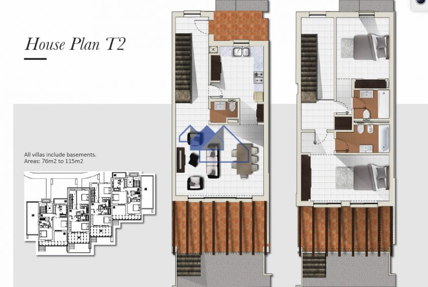 EPRE118 layout 2 bedroom JPG