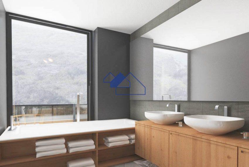 Outstanding 4 bedroom villa with seaview bathroom