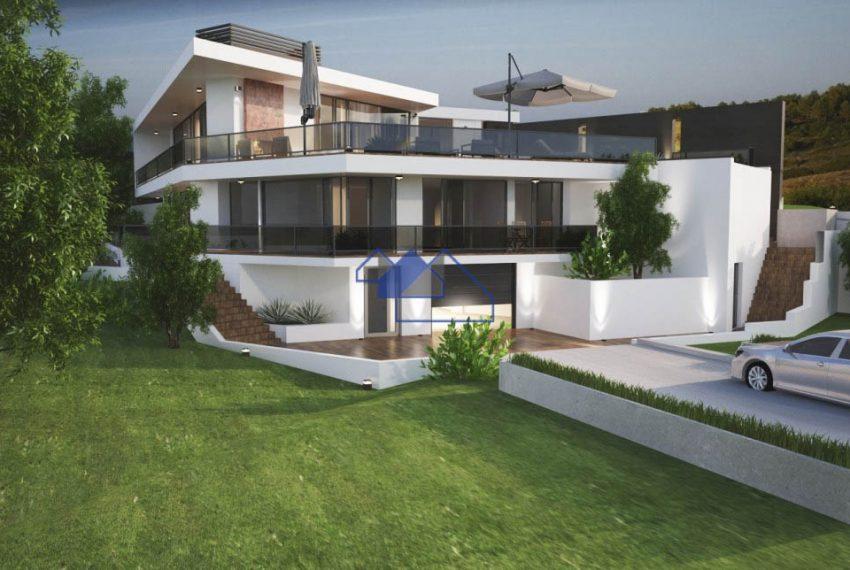 Outstanding 4 bedroom villa with seaview