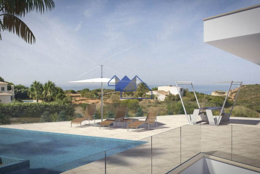 Outstanding 4 bedroom villa with seaview swimming pool and view