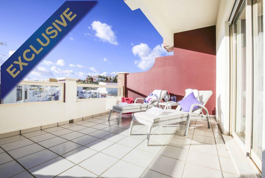 2 Bedroom Luxury duplex appartment