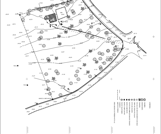 EPRE54 construction plot in Carvoeiro