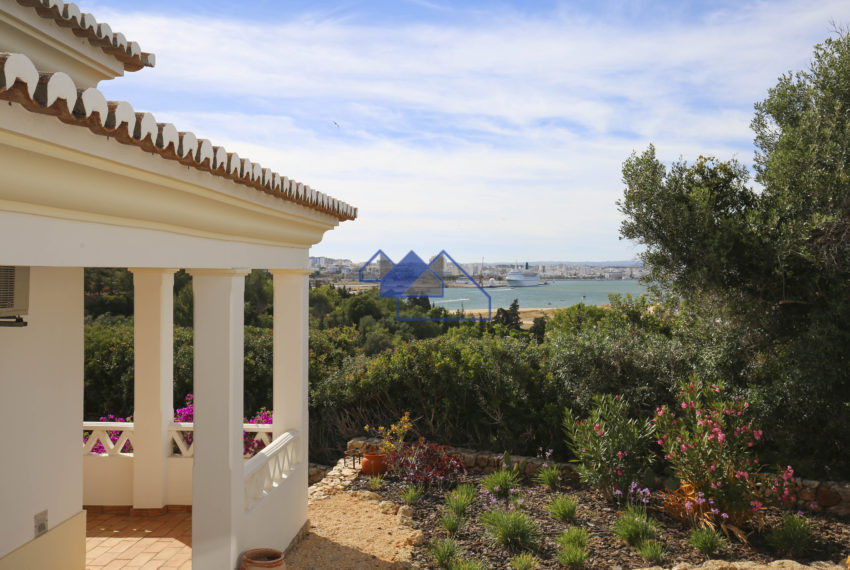 Luxury Ocean view 5 Bedroom Villa for sale Ferragudo
