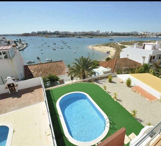 EPRE 142 T2 + 1 Bedroom Townhouse Ferragudo seaview