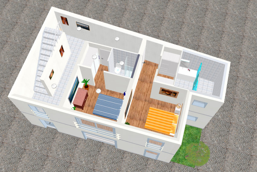3 Bedroom house Rio Acima Ferragudo Algarve