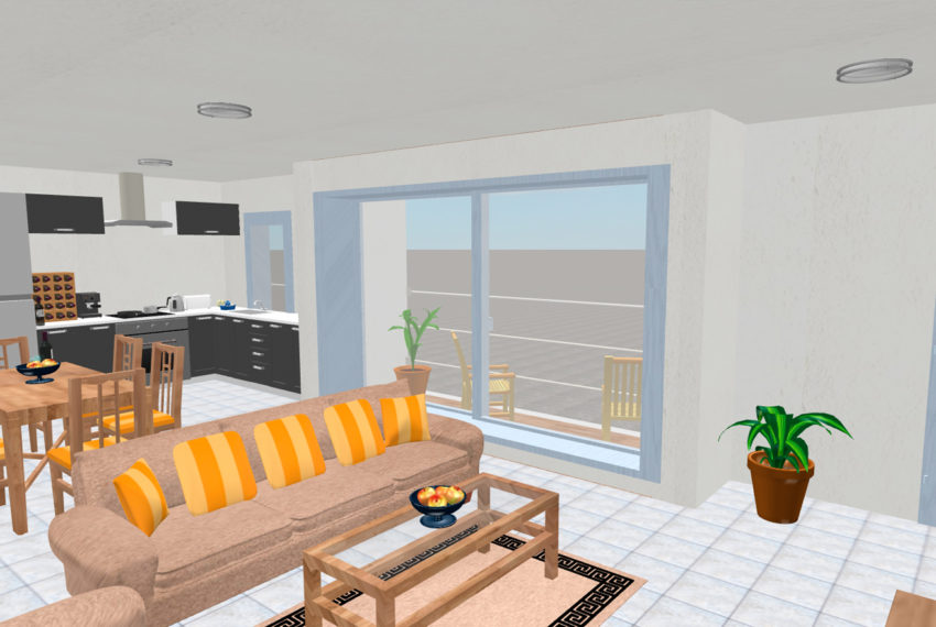 Rio Bedroom house, garage Rio Acima Ferragudo,living room